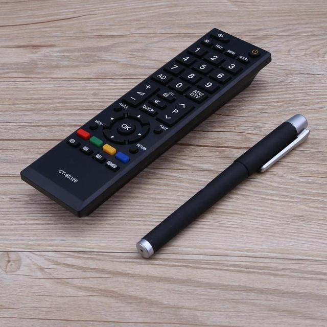 Home Smart LED TV Remote Control For TOSHIBA CT-90326 CT-90380 CT-90336 CT-90351 RC TV Remote 4