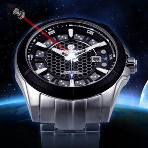 Image 2 - レロジオmasculino casimaミリタリークォーツ腕時計メンズ太陽エネルギー充電サファイア腕時計カレンダー時計男性saat montreオム
