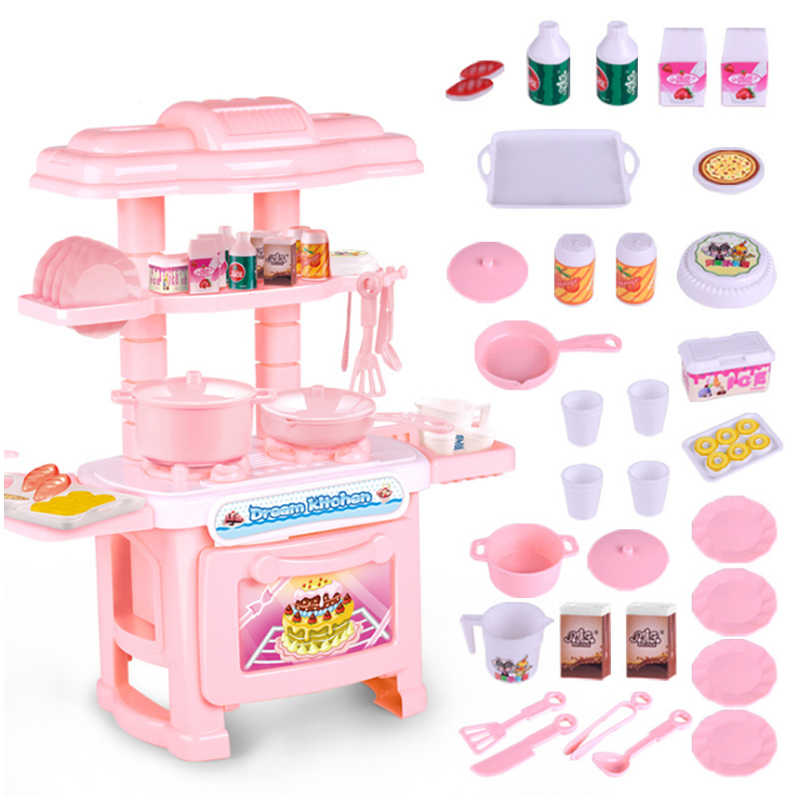 1 Pcs Set Baby Miniature Kitchen