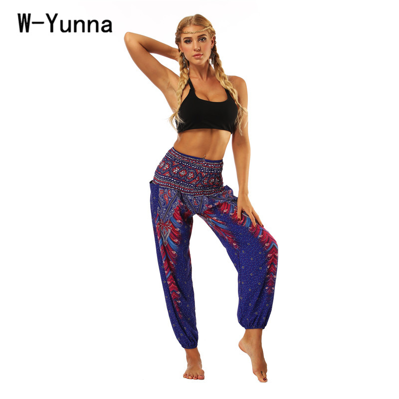 Aliexpress.com : Buy W Yunna Women's High Waist Pants