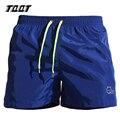 TQQT mens board shorts low waist beach wear elastic waist quick dry swimsuit plus size men trunks 6 colors 5P0462