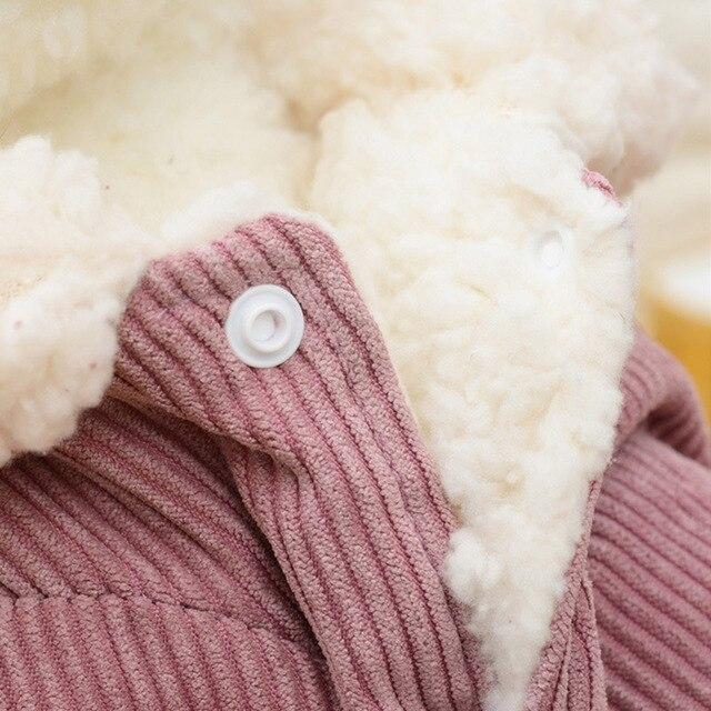 Velvet Warm Dog Coat 3