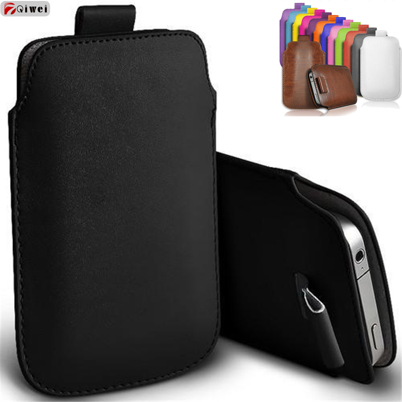 For <font><b>iphone</b></font> 7 <font><b>Case</b></font> Pocket Rope Holster Pull Tab Sleeve Pouch <font><b>Case</b></font> Cover For <font><b>iphone</b></font> 7 8 Plus X 5 SE 6 <font><b>6S</b></font> <font><b>Leather</b></font> Capa For <font><b>iphone</b></font> 6 image