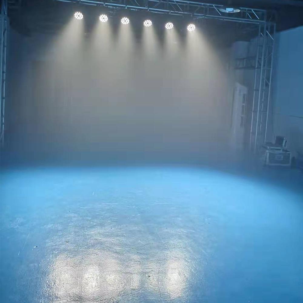 par led par 18x12 w rgbw 4in1 par pode luzes de palco
