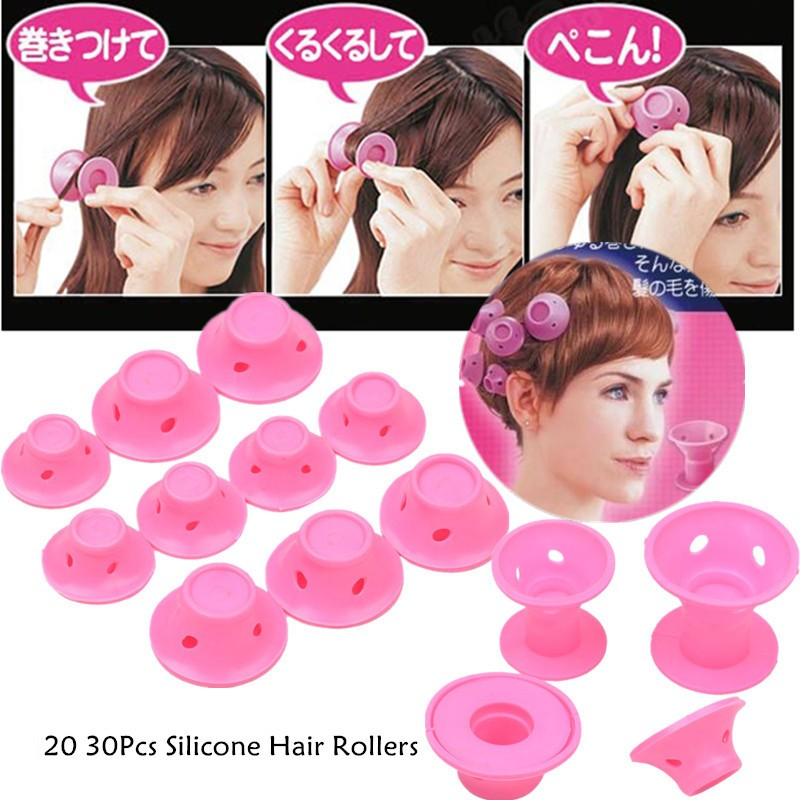 CB118-oft-Hair-Care-Peco-Roll-10-PCS-Hair-Rollers-Curler-DIY-Tools__