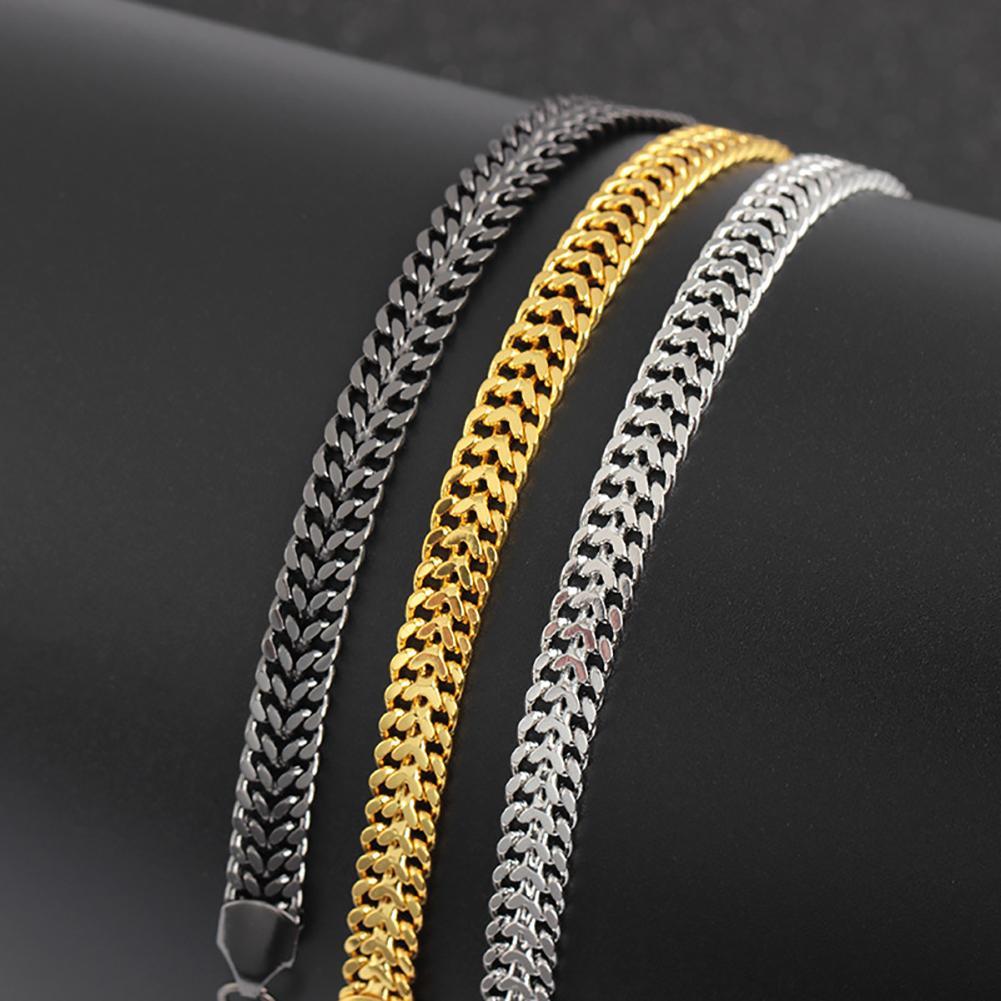 Men Chain Bracelet...