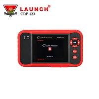 Новый LAUNCH OBD 2 CRP123 Версия авто Читальный инструмент кодов Сканер Launch CRP 123 Интернет обновление
