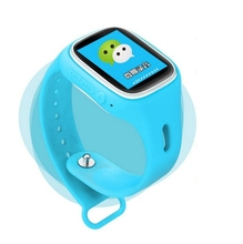 GPS smart watch wristwatch A90 with Wifi touch screen SOS Call Location Device Tracker for Kid Safe Anti-Lost Monitor PK Q80 Q60