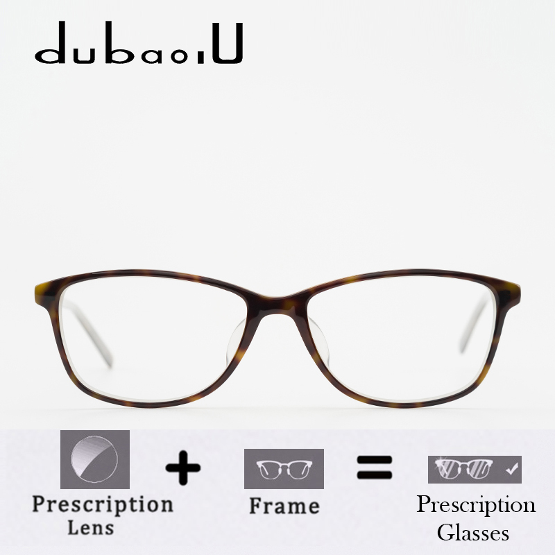 6315874c246 Detail Feedback Questions about Acetate Prescription Glasses Fashion Brand  Designer Computer Myopia Clear Optical Prescription Eyeglasses High Quality  ...