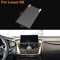 Стайлинга автомобилей 9 Дюймов GPS Навигации Экран Стали Защитная Пленка Для Lexus NX Управления ЖК-Экран Автомобиля Стикер