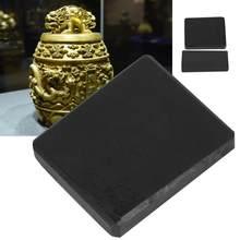 Bijoux or argent test pierre de contact haute pureté Graphite pierre bijoux or pur platine outil de détection accessoire bijoutier
