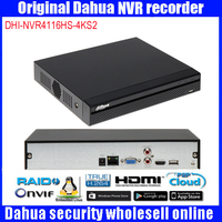 Dahua 16Ch NVR DHI NVR4116HS 4KS2 Video Recorder 4K H 265 Lite Network H 265 H