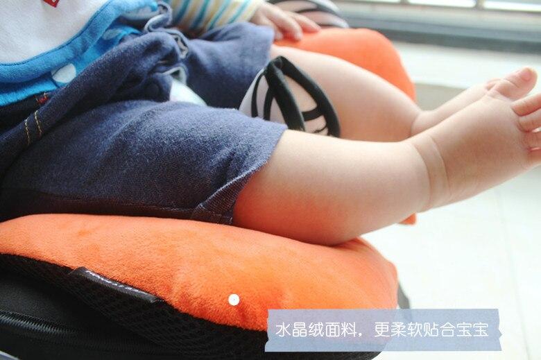 4 ფერები Baby Stroller Cushion For Stroller Seat, Thick - ბავშვთა საქმიანობა და აქსესუარები - ფოტო 3