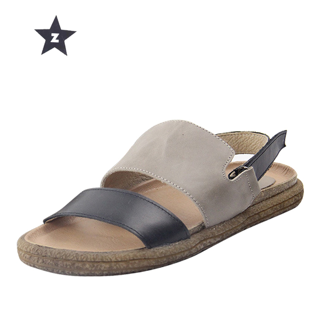 eb9a4700b1fc Z women sandals slippers women leather shoes casual comfortable flat home  slippers summer sandals women 2018 flip flops