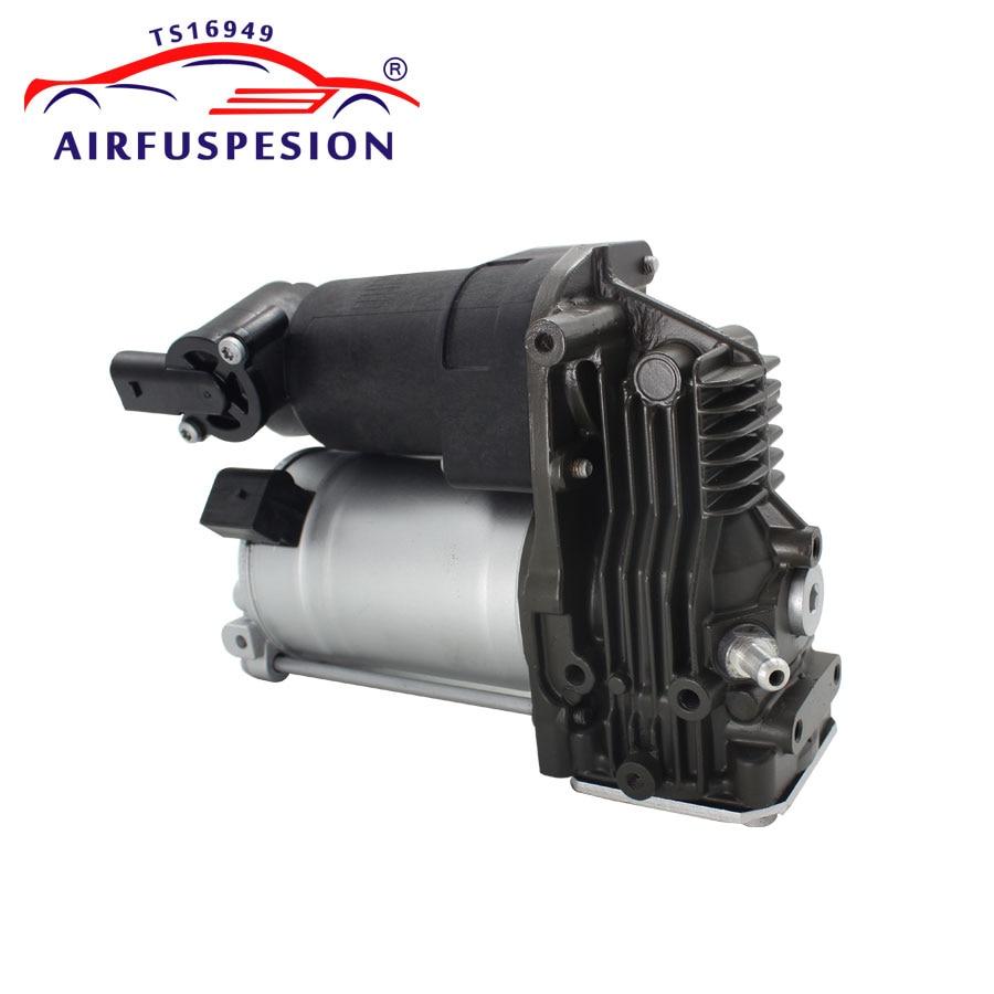 For BMW X5 E70 Air Suspension Bag Compressor Pump 37206799419  2007-2013 Shock
