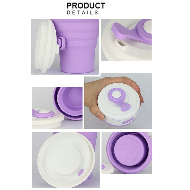 Collapsible Coffee Cup Product Details