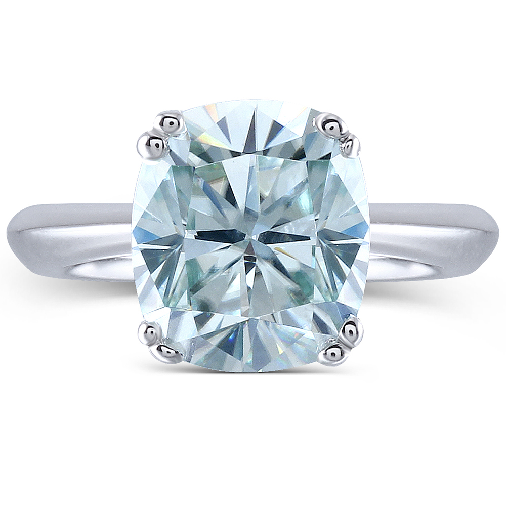 platinum in diamond item accents from jewelry for ring real colvard fine cut rings princess moissanite staryee women designer charles