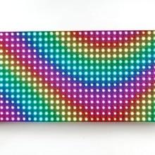 DIY RGB цветной светодиодный дисплей 18 шт. P10 крытый полноцветный светодиодный модуль(320*160 мм)+ RGB светодиодный контроллер+ 2 шт. источник питания