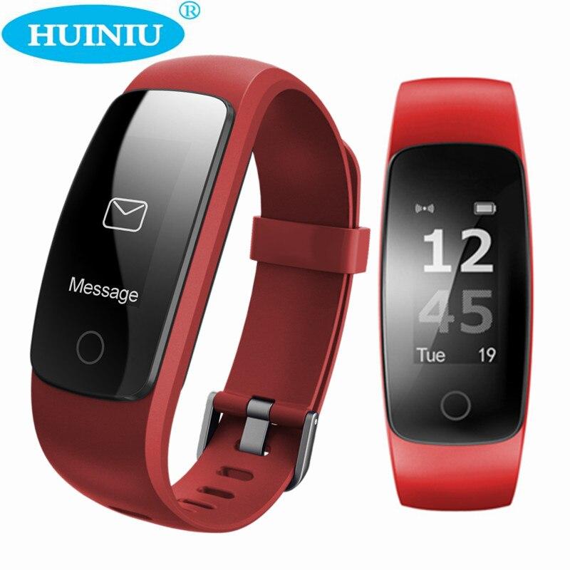 ID107 Plus GPS Smart Wrist band Bracelet Heart Rate Monitor Answer Call Push Message Alarm Clock