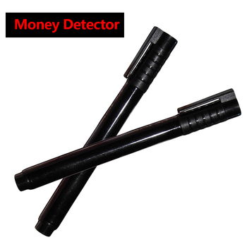 Money Checker Money Detector Currency Detector 2pcs/set Counterfeit Marker Fake Banknotes Tester Pen Ink Hand Checking Tools Testing Equipment
