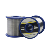 63/37 Tin 0.8/ 1.0/ 2.0 mm Rosin Core Tin/Lead Rosin Roll Flux Reel Lead Melt Core Soldering Tin Solder Wire Dorp Shipping