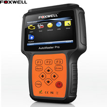 OBD Scanner Foxwell NT614 Car Four Systems Engine ABS SRS Airbag Transmission Car OBD2 Automotive  Scanner Diagnosis Tool