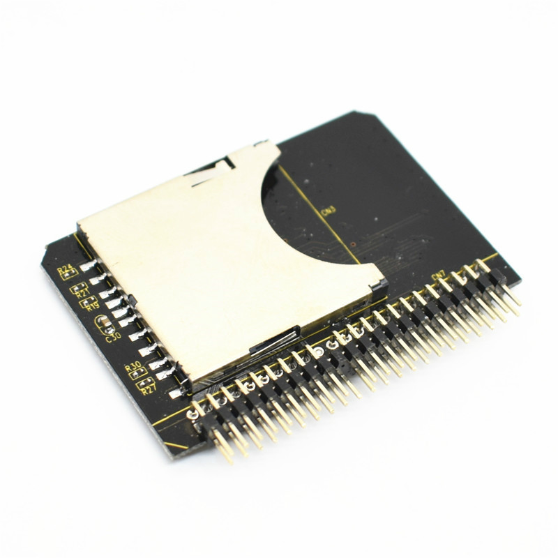 SD to IDE 2.5 44Pin SD TO 44 Pin 2.5IDE Adapter for LaptopSD to IDE 2.5 44Pin SD TO 44 Pin 2.5IDE Adapter for Laptop