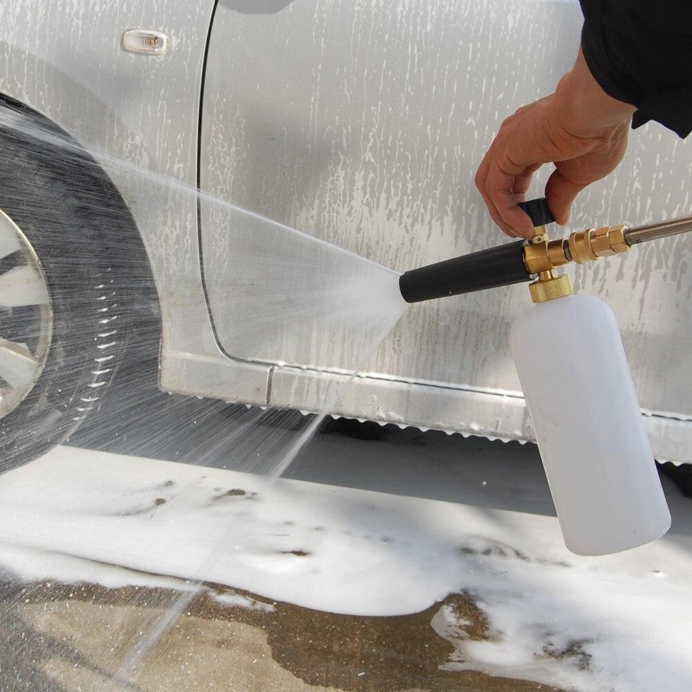 Laleyenda lavadora de alta pressão neve espuma