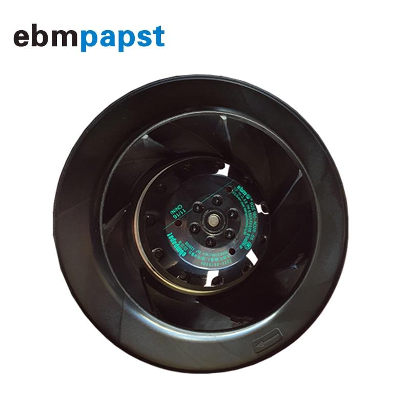 EBMPAPST New Brand Original R2E190-A026-05 230V 58/75W Centrifugal Fan Cooling Fan 50/60Hz AC Turbine Fan