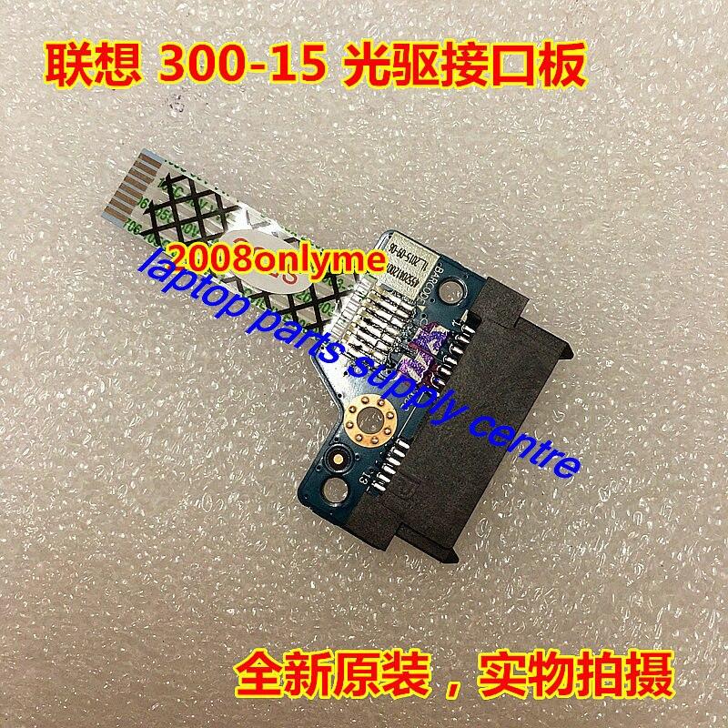 Prix pour Original pour lenovo ideapad 300 300-15 300-15ibr 300-15isk 0dd conseil carte hdd dvd connecteur conseil lecteur interface ns-a483