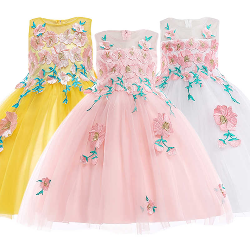 67d04f34cad88 Detail Feedback Questions about New Flower Girls Dresses For Wedding ...
