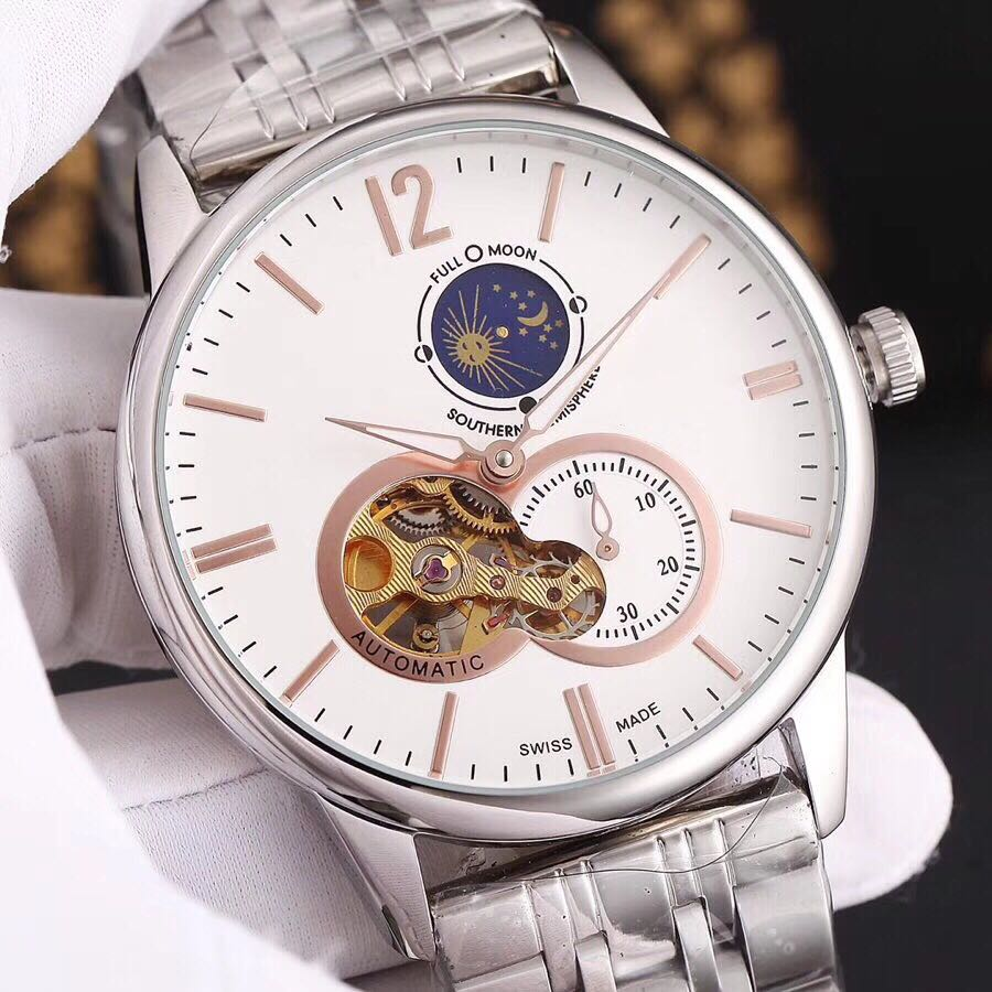 WC0799 Mens Watches Top Brand Runway Luxury European Design Automatic Mechanical Watch цена и фото