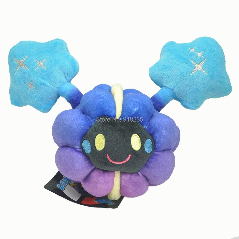 10 Lot New 6 5 Cosmog Plush Doll Stuffed Anime Cartoon Soft Kids Gifts Stuffed Toys