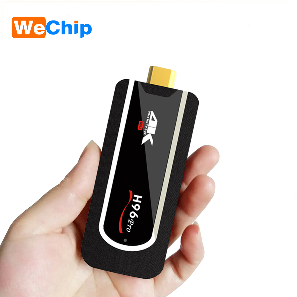 H96 PRO Mini PCAmlogic S912 64bit Octa-core TV dongle 2.4G Wifi Android 7.1 Tv Box 2G+16G Tv Stick Full HD 1080P Media player x92 a912 ap6255 professional 2g 16g home tv box top s912 octa core cpu wireless entertainment player us plug type