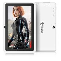 6 Colors 4GB Q88 7 Inch Tablet PC Allwinner A23 Dual Core 512MB 4GB 800 X