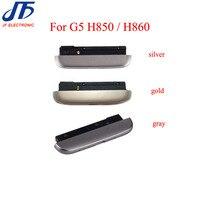 Bottom Cover For LG G5 H850 H860 Bottom Housing Cap Loudspeaker Ringer USB Charging Port Flex