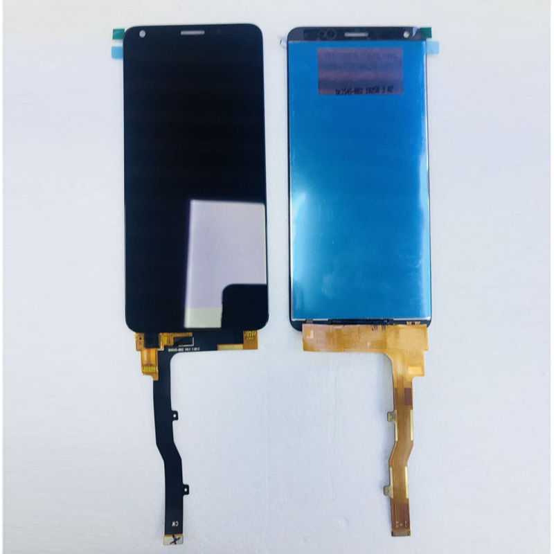 For ZTE BladeV9 LCD Touch Screen Panel Glass Display Digitizer Panel Glass Assembly Parts For ZTE blade V9 LCD Original