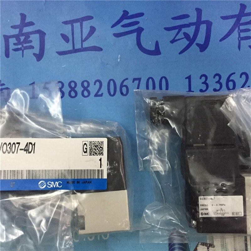 VO307-4D1 SMC solenoid valve electromagnetic valve pneumatic component VG347 series d vo