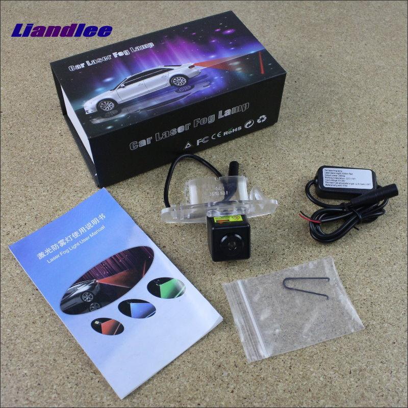 Liandlee Para Honda Accord Para/Spirior 2012 ~ 2015 Luz Projeção Carro Impedir Rear-end luz de Aviso Luz de Neblina Lâmpadas de Nevoeiro e chuva Neve