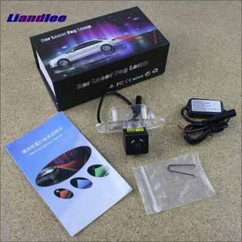 Liandlee pour Honda pour Accord/Spirior 2012 ~ 2015 lumière de Projection de voiture empêcher les feux d'avertissement arrière brume pluie brouillard neige
