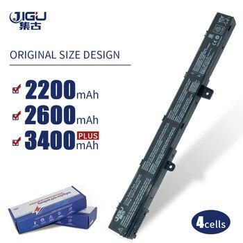 JIGU 4 CELLULES batterie d'ordinateur portable A41N1308 A31N1319 POUR ASUS X451 X551 X451C X551C