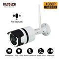 DAYTECH Wi-Fi IP Камера 2MP Беспроводной Камеры видеонаблюдения CCTV двухстороннее аудио ИК Ночное видение Водонепроницаемый Wi-Fi записывать видео мо...