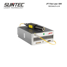 Suntec JPT Mopa Fiber Laser Source 60W MOPA Generator for Marking Machine YDFLP-60-LP1+-L1-R