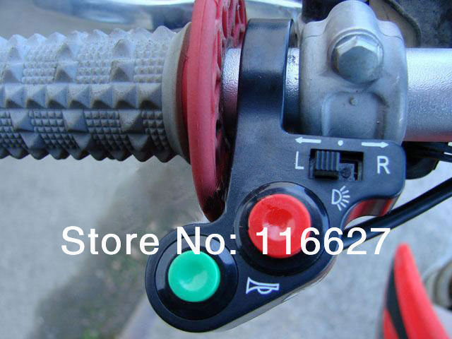 """aliexpress : buy 7/8"""" motorcycle control switch light turn"""