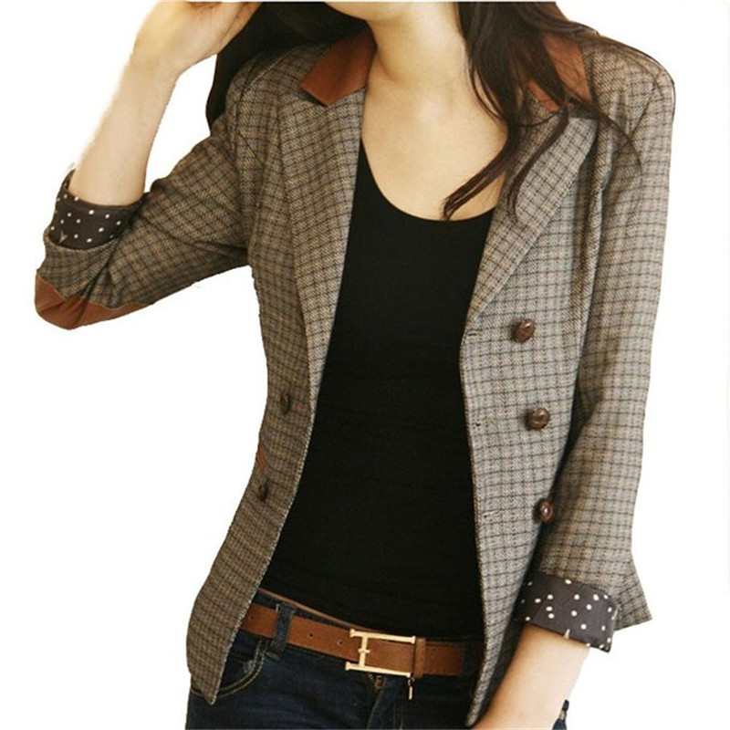 Ladies cheap blazers online shopping at liveblog.ga is a good choice. This website has a collection of blazers in different styles, such as vogue velvet blazers, corduroy blazers and checked blazers, and many colors, such as white, blue, red, grey, black, pink,navy, yellow, green,burgundy, blue, orange, brown, khaki, yellow and so on.