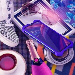 Image 5 - Винтовой чехол для Honor 10 lite мощный ударопрочный чехол для Honor 8x 8x max Zimon чехол для Honor 8c сверхмощный фиолетовый