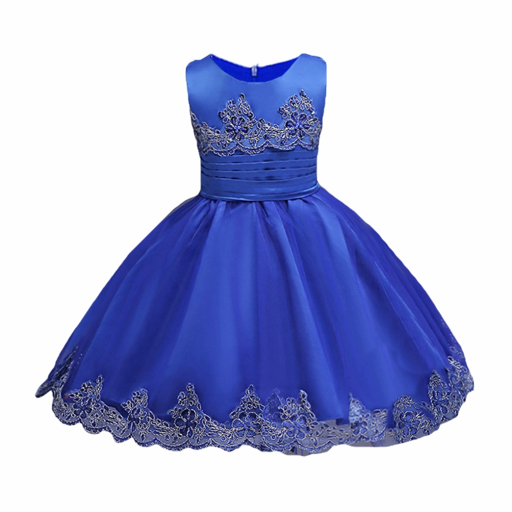Подробнее о Baby girl party dress 2017 kids Clothes Children summer clothes princess costumes for 3 5 6 7 8 9 10 years girls birthday dress children costumes for girls sweet princess dress baby girl school dresses for birthday party long sleeved bow girl kids clothes