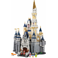 L Models Building toy Compatible with Lego L16008 4160pcs Cinderella Castle Blocks Toys Hobbies For Boys Model Building Kits