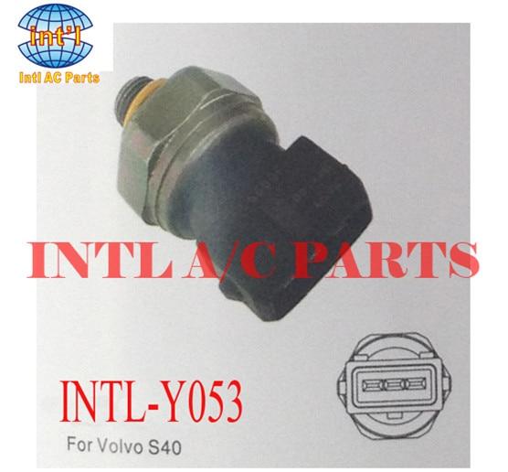 For Volvo S40 Auto Ac Pressure Switch Air Conditioning Pressure Sensor