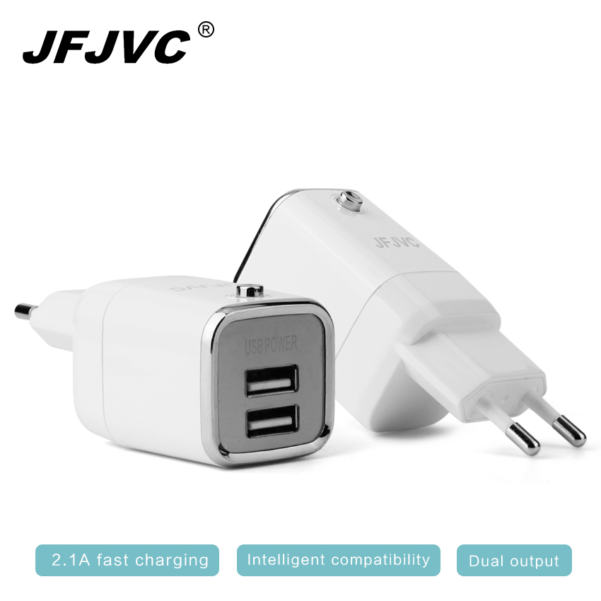 EU/US/UK Fast USB Charger Dual USB Wall Charger Adapter Universal Mobile Phone Charger for iPhone 8 Samsung S8 Tablet Charger